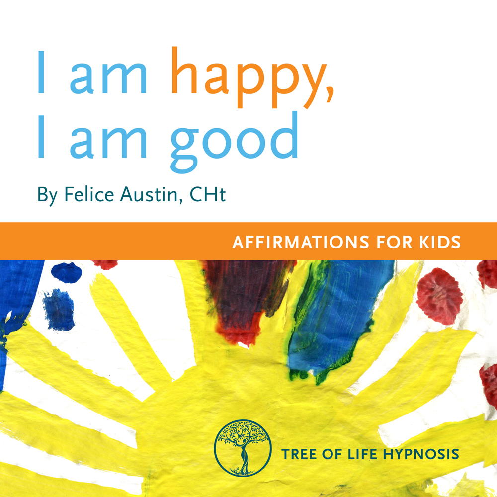 Affirmations for Kids Cover